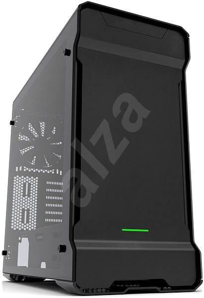Phanteks Enthoo Evolv Tempered Satin Black - Počítačová skříň
