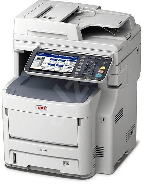 OKI MC760dn - LED tiskárna