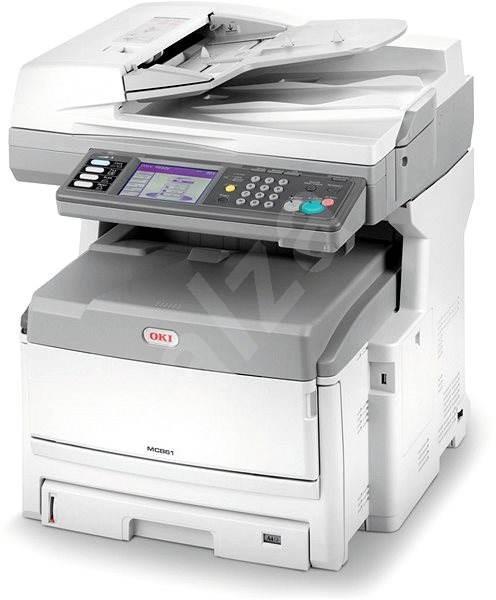 OKI MC861dn+ - Laserová tiskárna