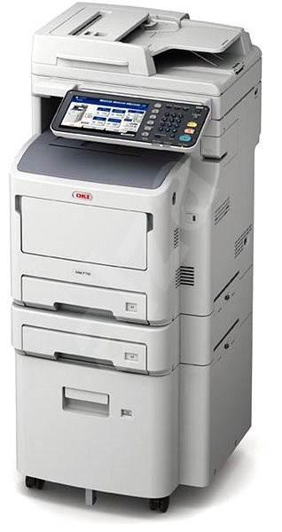 OKI MB770dnvfax - LED tiskárna