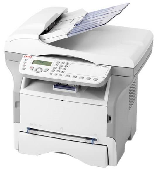 OKI B2520 MFP - Laserová tiskárna