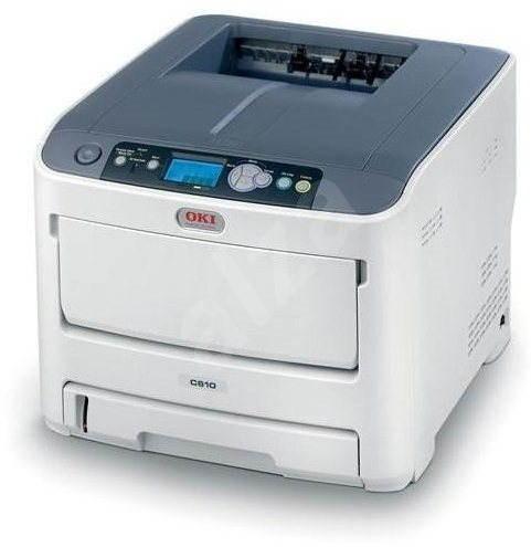 OKI C610n - LED tiskárna