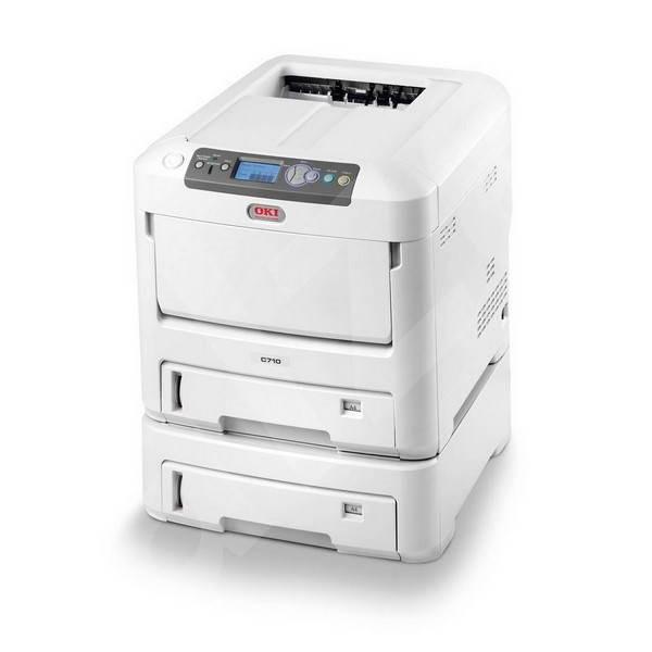 OKI C710dtn - Laserová tiskárna