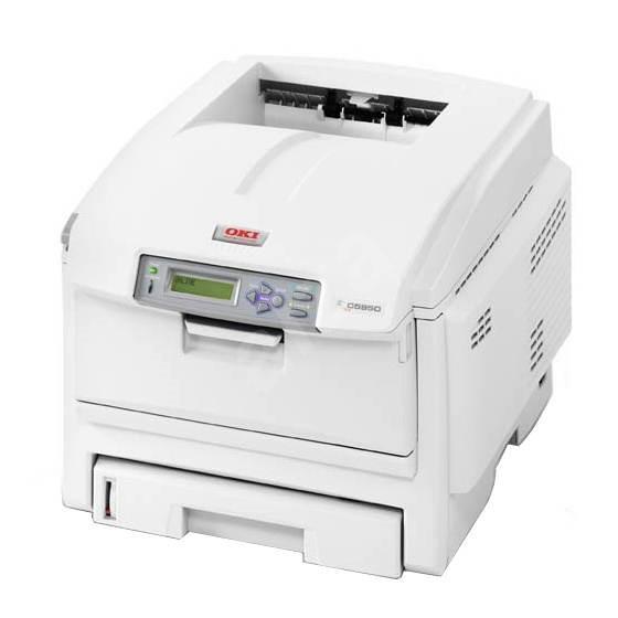 OKI C5950dn - Laserová tiskárna