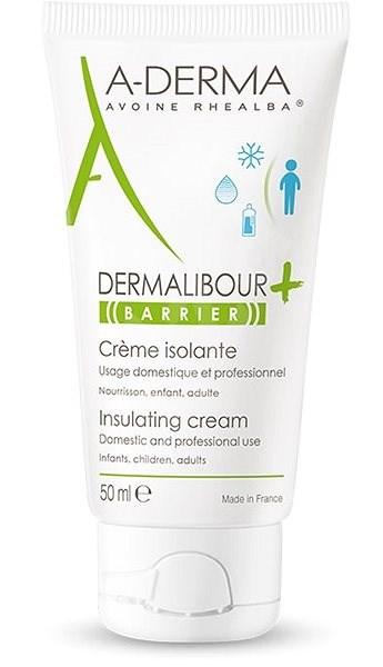 A-DERMA Dermalibour+ Barrier Ochranný krém na podrážděnou a narušenou pokožku 50 ml - Pleťový krém