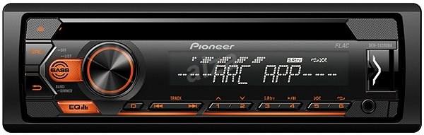 Pioneer MVH-S120UBA - Autorádio