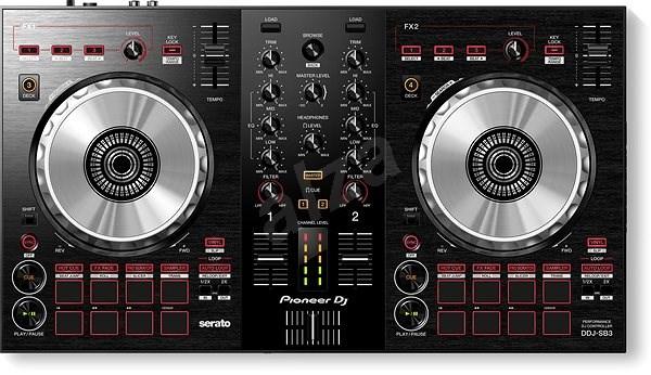 Pioneer DDJ-SB3 - MIDI kontroler