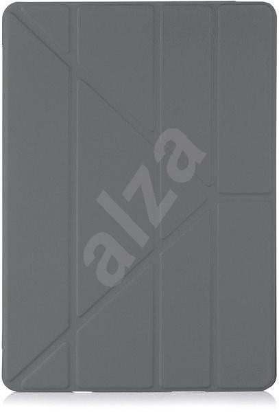 "Pipetto Origami pro iPad 9.7"" 2017/2018 šedé - Pouzdro na tablet"