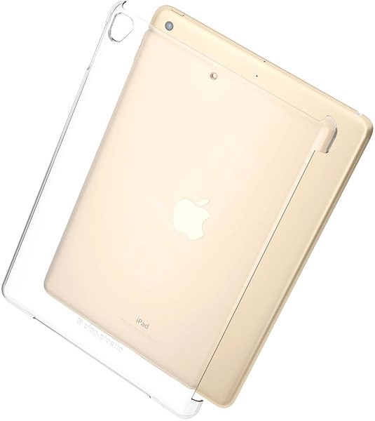 """Pipetto průhledný zadní kryt pro iPad 9.7"""" 2017/2018 - Ochranný kryt"""
