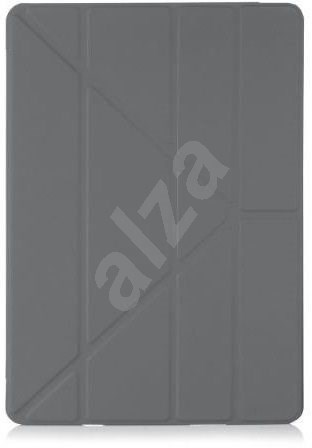 """Pipetto Origami Pencil Case pro Apple iPad Pro 11"""" 2018 Tmavě šedé - Pouzdro na tablet"""