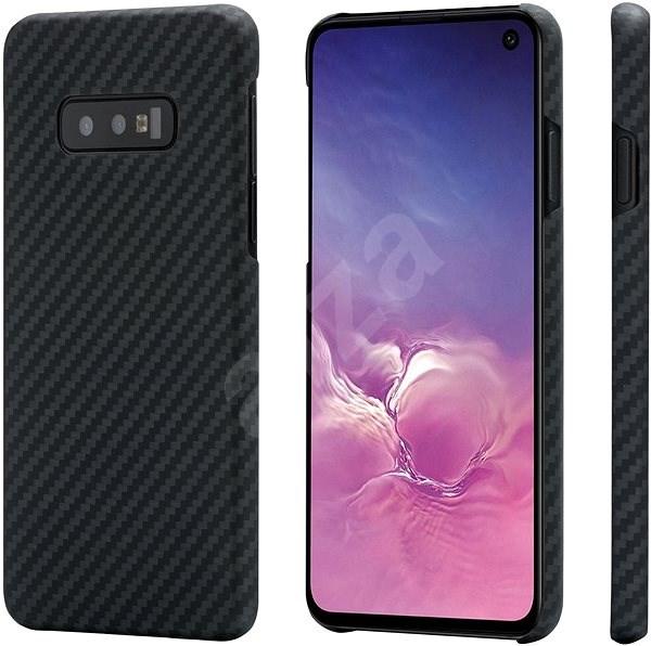 Pitaka Aramid Case Black Grey Samsung Galaxy S10e - Kryt na mobil