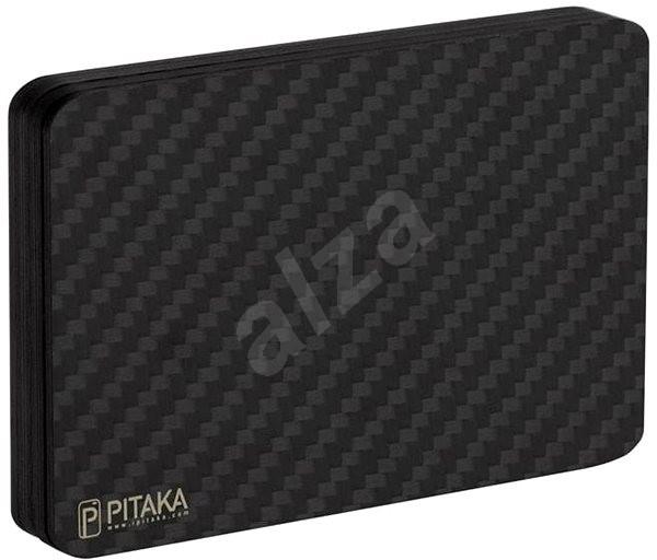 Pitaka MagWallet Carbon - Hardware peněženka