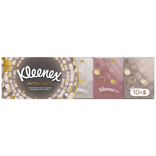 KLEENEX Ultra Soft Mini (12x7 ks) - Papírové kapesníky