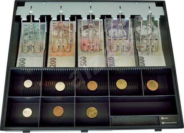 Virtuos plastový pořadač na peníze pro C425 - Příslušenství