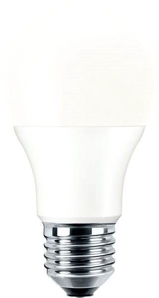 Pila LED 12-75W, E27, 4000K, Mléčná - LED žárovka