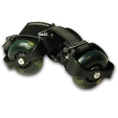 PRIME Roller Lights - svítící kolečka na boty  16cb64217d