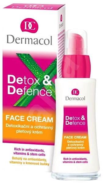 Dermacol Detox & Defence Face Cream 50 ml - Pleťový krém
