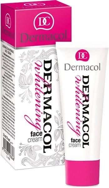 DERMACOL Whitening Face Cream 50 ml - Pleťový krém