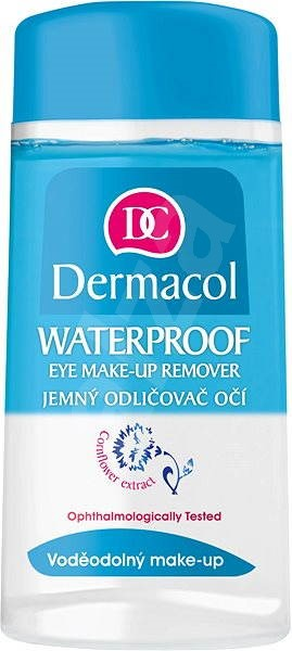 DERMACOL Waterproof Eye Make-up Remover 125 ml - Odličovač