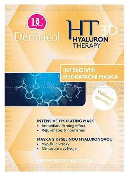 DERMACOL Hyaluron Therapy 3D Intensive Hydrating Mask 2x 8 g - Pleťová maska