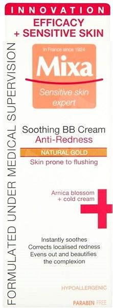 MIXA BB krém proti začervenání pleti, normální odstín 50 ml - BB krém