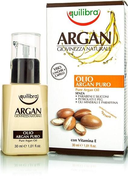 EQUILIBRA ARGAN Čistý arganový olej 30 ml - Pleťový olej