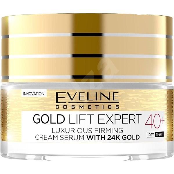 EVELINE Cosmetics Gold Lift Expert Day&Night 40+ 50 ml - Pleťový krém