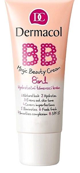 DERMACOL BB Magic Beauty Cream 8in1 Nude 30 ml - BB krém
