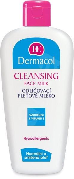 DERMACOL Cleansing Face Milk 200 ml - Pleťové mléko