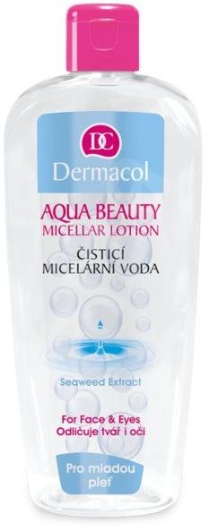 DERMACOL Aqua Beauty Micellar Lotion 400 ml - Micelární voda