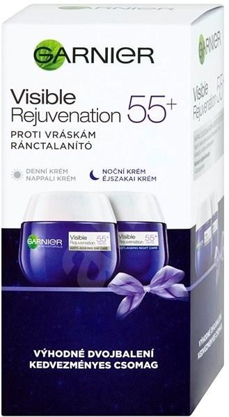 GARNIER Visible Rejuvenation 55+ Set - Kosmetická sada
