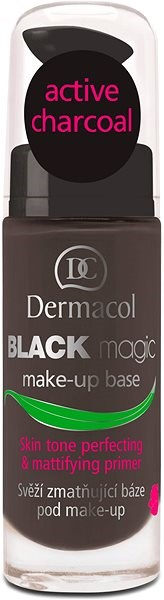 DERMACOL Black Magic Make-Up Base Skin Tone Perfecting & Mattifying Primer 20 ml - Podkladová báze