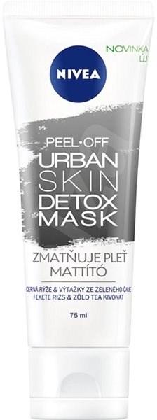 NIVEA Urban Skin Detox 1 Minute Mattify Mask 75 ml - Pleťová maska