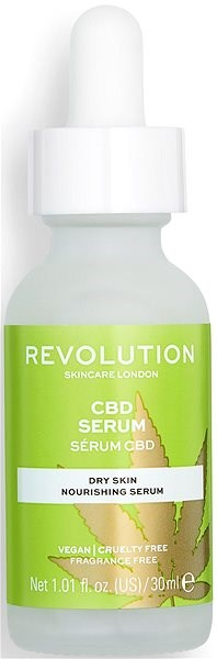 REVOLUTION SKINCARE Nourishing CBD Serum 30 ml - Pleťové sérum