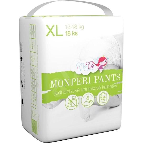 MonPeri Pants vel. XL (18 ks) - Plenkové kalhotky