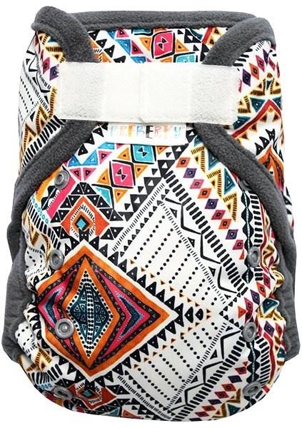 BREBERKY Svrchní kalhotky - Indiánské ornamenty SZ - Plenkové kalhotky