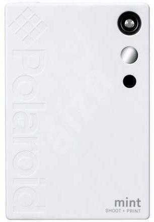 Polaroid Mint Instant Digital bílá - Instantní fotoaparát