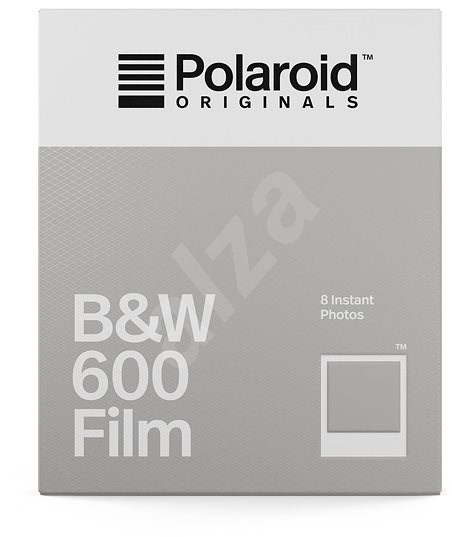 Polaroid Originals 600 B&W - Fotopapír