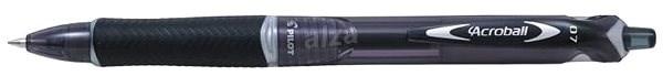 PILOT Acroball 0.25mm černé - pack 3ks - Kuličkové pero