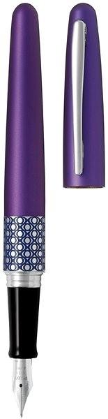 PILOT Middle Range 3 fialové - Plnící pero