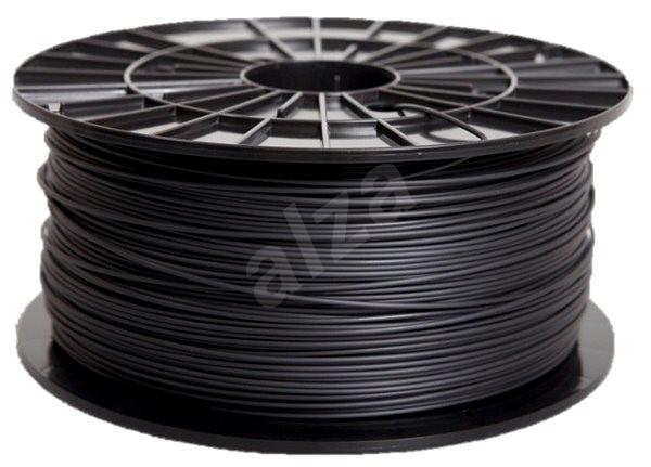 Plasty Mladeč 1.75mm ABS-T 1kg černá - Filament