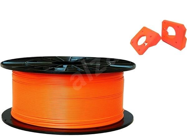 Plasty Mladeč 1.75 PETG 1kg oranžová - Filament
