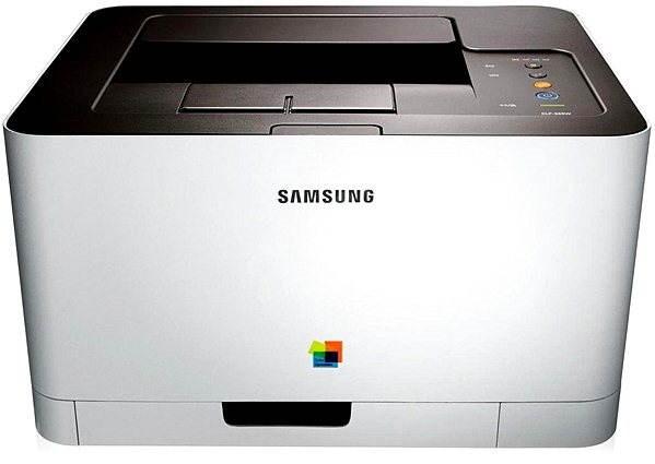 Samsung CLP-365W - Laserová tiskárna