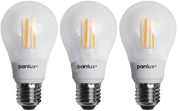 Panlux COB DELUXE teplá 3ks - LED žárovka