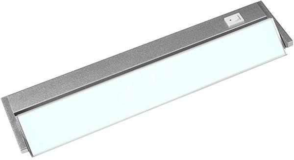 PANLUX VERSA LED 5W 5000K stříbrná - LED světlo