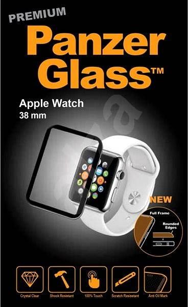 PanzerGlass pro Apple Watch 38mm  - Ochranné sklo