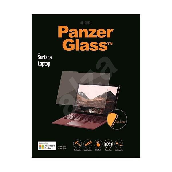 PanzerGlass Edge-to-Edge pro Microsoft Surface Laptop/Laptop 2/Laptop 3 čiré - Ochranné sklo