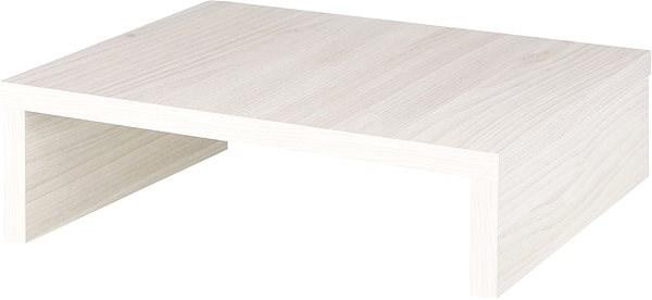 Podstavec pod monitor vel. 10 white nordic wood - Stojan
