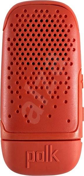 Polk Audio BOOM BIT RED - Bluetooth reproduktor