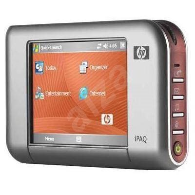 HP iPAQ rx4240 Media/ 128MB ROM/ 64MB RAM/ SAMSUNG 400MHz/ SDIO/ WiFi/ BT2.0/ Win Mobile 5.0 -